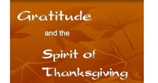 thanksgiving gratitude thyblackman