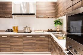 wooden kitchen design l shape modular kitchen designs for l shaped kitchen