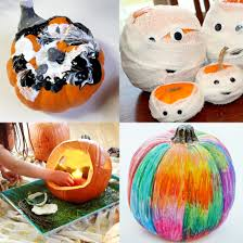 The Best Pumpkin Decorating Ideas 31 Days Of Halloween Activities For Kids With Free Printable