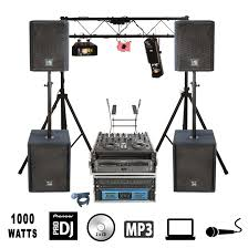 party equipment party power nottingham pa dj disco lighting hire hire dj party
