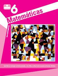 libro de matematicas 6 grado sep 2016 2017 libro de actividades y ejercicios de matemáticas para sexto grado