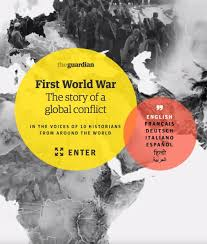 a global guide to world war i interactive documentary the