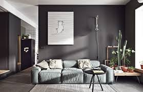 black u0026 white scandinavian interiors that explore the dark side