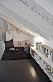 attic storage ideas
