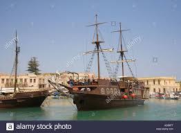 the tourist ship