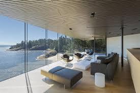 Das Wohnzimmer Wiesbaden Facebook Tula House Auf Quadra Island Flachdach Wohnen Baunetz Wissen