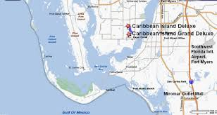 miromar outlet map vacation rental in cape coral caribbean island