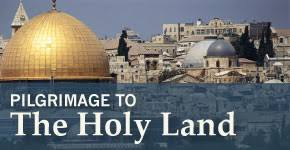 holy land pilgrimage catholic st church holy land pilgrimage day three
