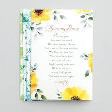 sympathy hymns 12 boxed cards kjv dayspring