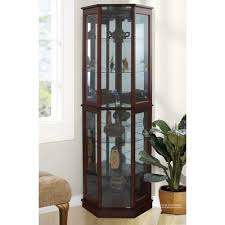 wayfair corner curio cabinet found it at wayfair biali corner curio cabinet curio cabinets