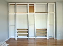 Built In Bookshelves With Window Seat Diy Built In Bookcase Reveal An Ikea Hack U2013 Studio 36 Interiors