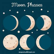 moon phases vectors photos and psd files free