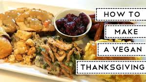 so many of you been asking me how to make a vegan thanksgiving