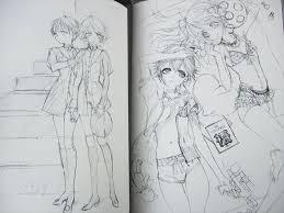 kiyo qjo art book monochrome sketch zone 00 kyujo design works ltd