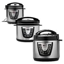 Bed Bath And Beyond Order Status Electric Power Pressure Cooker Xl Bed Bath U0026 Beyond