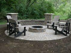 patio fire pits easy backyard fire pit designs u2026 pinteres u2026