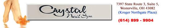 crystal nail spa