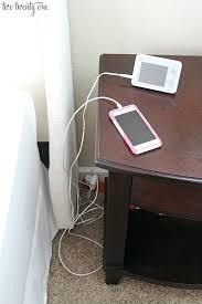 organize cords on desk hide cords on desk amicicafe co