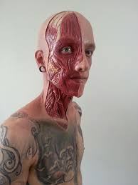Really Scary Halloween Makeup The Craziest Makeup Art You U0027ve Ever Seen Is Quite Scary