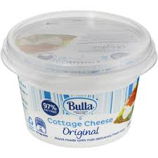 Cottage Cheese Low Fat by Bulla Low Fat Original Cottage Cheese 200g Woolworths