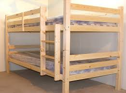 double bunkbed 4ft 6 twin bunk bed very strong bunk can be
