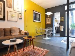 peinture cuisine jaune décoration peinture cuisine jaune et gris 16 montpellier