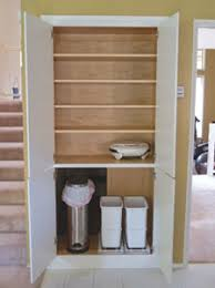 how to cabinets converting a closet to cabinets how to