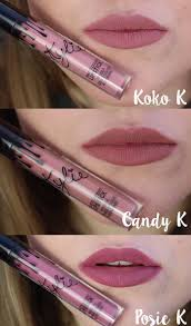 Resenha Kylie Matte Liquid Lipstick And Lip Liner Nas - kylie jenner lip kits review pencil review kylie jenner lip kit