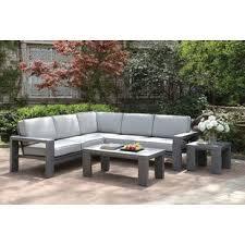 Outdoor Sectional Sofa Indoor Outdoor Sectional Sofa Wayfair