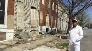 in baltimore hopes of turning abandoned properties into