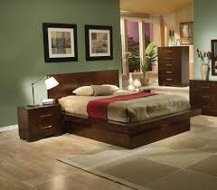 Jansey Upholstered Bedroom Set Platform Beds U2014 The Dream Merchant