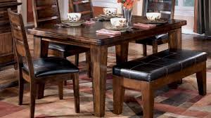 kitchen table sets with bench excellent kitchen table with bench and chairs truro 3 dining set