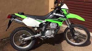 klx 250 2010 cold start youtube