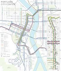 Map Of Portland Or Area by Maps And Schedules For Trimet Buses Max And Wes