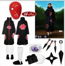 Naruto Halloween Costume Discount Naruto Costumes Halloween 2017 Naruto Costumes