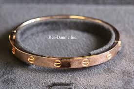 bracelet cartier ebay images Wonderful cartier love bracelet rose gold sell your buyer replica jpg