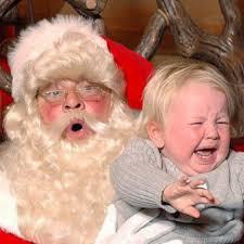 tips for surviving santa parenting