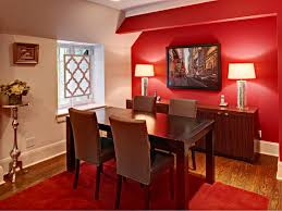 Red Dining Room Ideas Photo Page Hgtv
