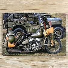 aliexpress com buy vintage home decor metal motorcycle vintage