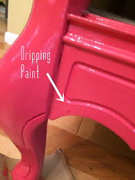 How To Paint Wood Furniture by How To Paint Wood Furniture Jenna Burger