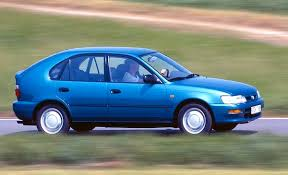 toyota corolla hatchback 1991 finland 1991 toyota corolla and nissan in the lead best