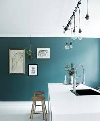 idee peinture cuisine cuisine colorée 10 idées pour faire entrer la couleur dans sa
