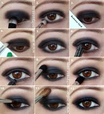 top 10 colors for brown eyes makeup emo makeup emo and makeup