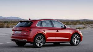 2018 Audi Q5 First Drive With Price Horsepower Specs And Photos