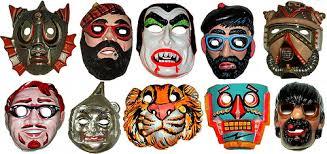 vintage masks vintage masks jason santa