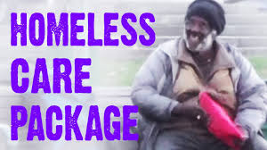 feeding the homeless on thanksgiving thanksgiving care packages for the homeless youtube
