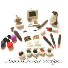 nail polish amigurumi free tutorial annoo u0027s crochet world