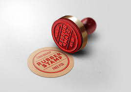 rubber st logo mockup graphicsfuel