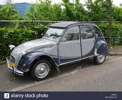 citroen 2cv citroen 2cv deux chevaux in attractive dark and light grey