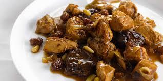 cuisine marocaine tajine agneau tajine d agneau au pruneaux comme au maroc facile recette sur